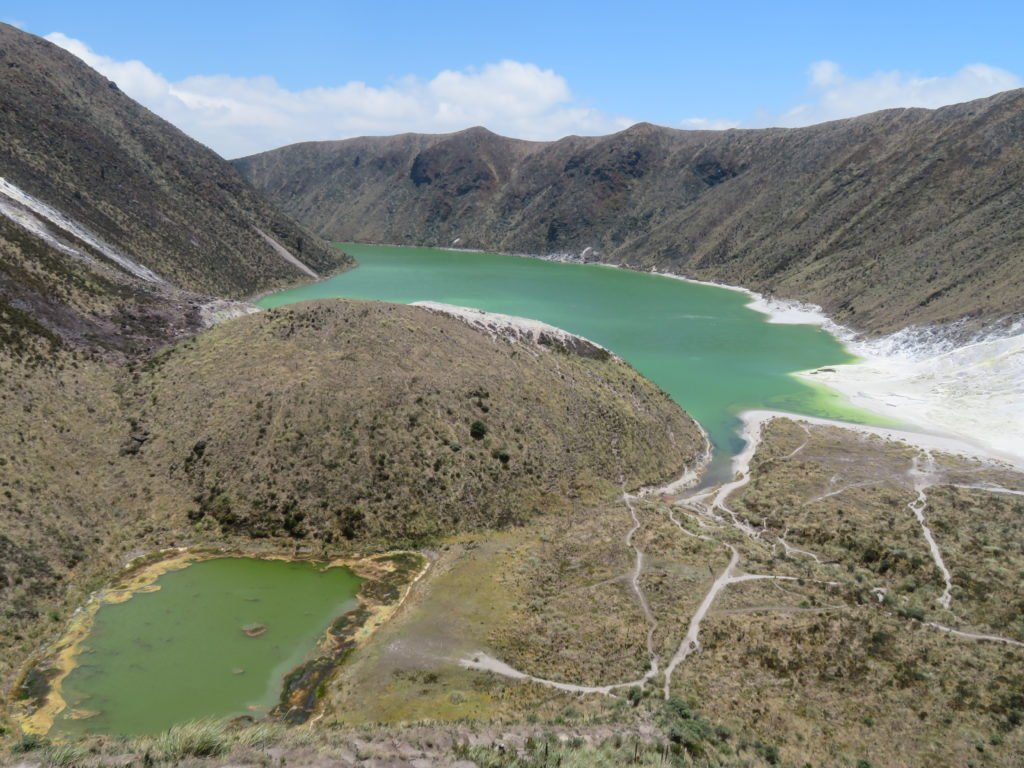 Picture of the Laguna Verde