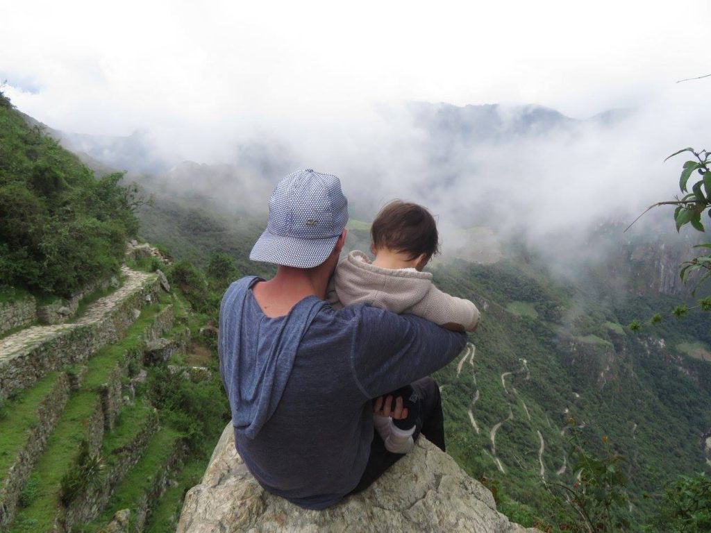 Machu Picchu : A birthday treat for a one-year-old baby 1