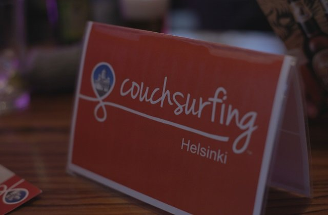 A Couchsurfing event in Helsinki