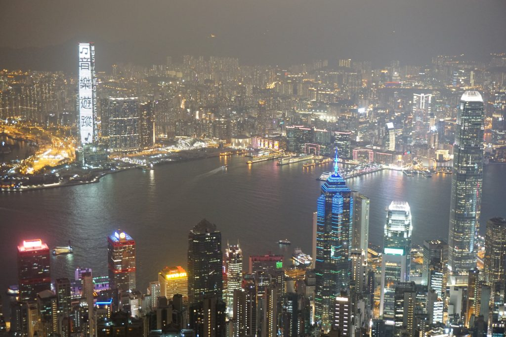 Extreme Budget Travel in Hong Kong : The Complete Guide