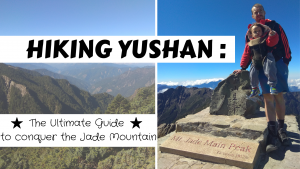 Hiking Yushan