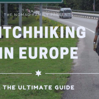 Hitchhiking in Europe : The Ultimate Guide