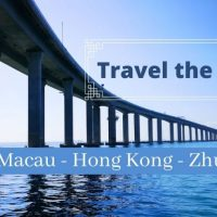 6 essential tips to travel the HZMB bridge : Macau to Hong Kong