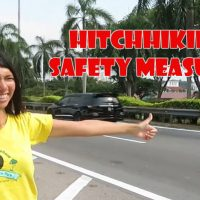Safety measures for hitchhikers