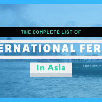 Ferries in Asia