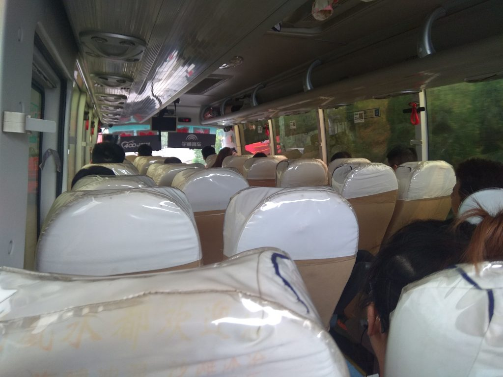 Bus to Luoyang