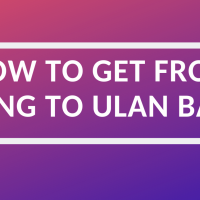 How to get from Beijing to Ulan Bator in 2019 : The cheap way