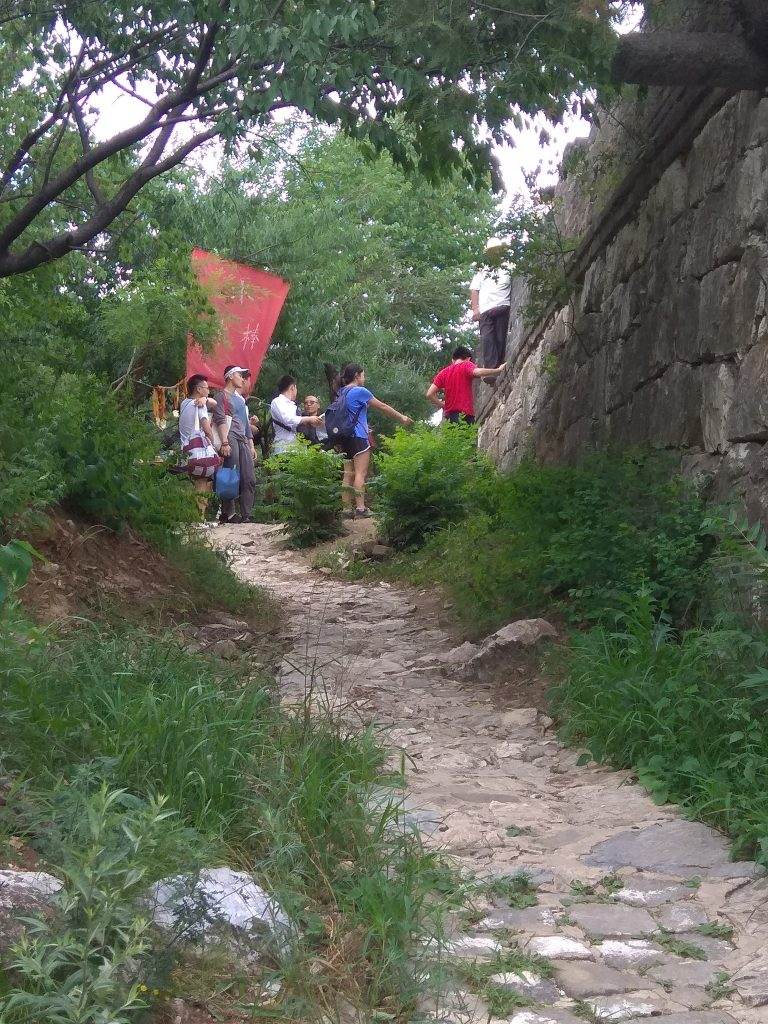 Camping on the Great Wall of China - Jiankou, Beijing 2