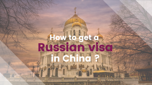 Russian visa in China