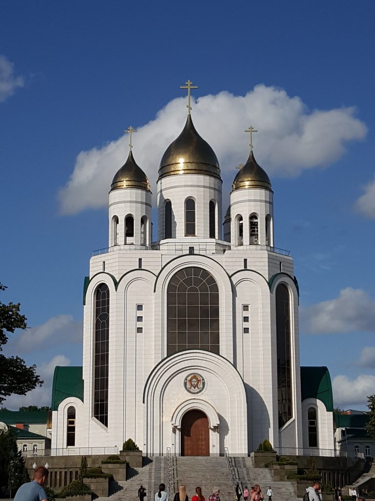 Church in Kaliningrad