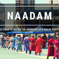 Naadam 2020 : Travel to Mongolia for the main traditional festival