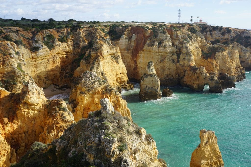 Landscape in the Algarve