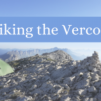 Hiking in France : How to thru-hike the Vercors