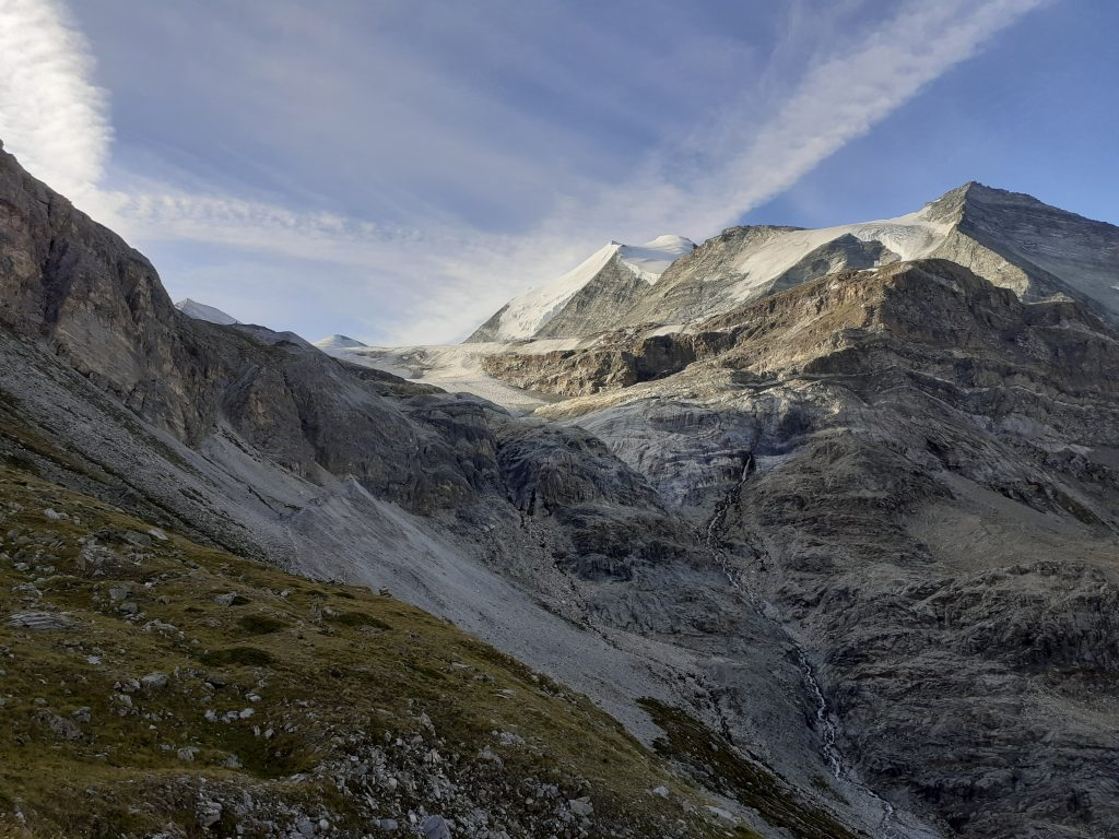 Picture of the Barrhorn Hike