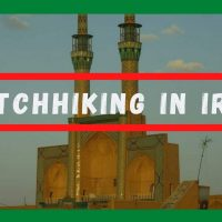Hitchhiking in Iran : A complete guide (including 8 things you need to know!)