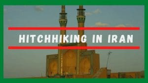 Hitchhiking in Iran