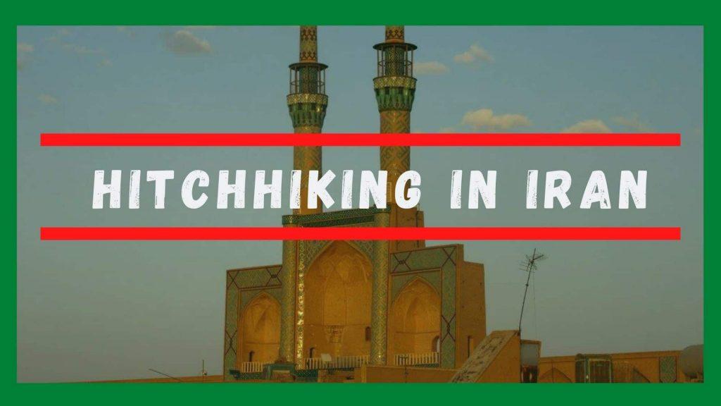 Hitchhiking in Iran