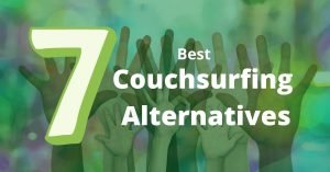 Couchsurfing Alternatives