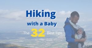 Hiking with a baby