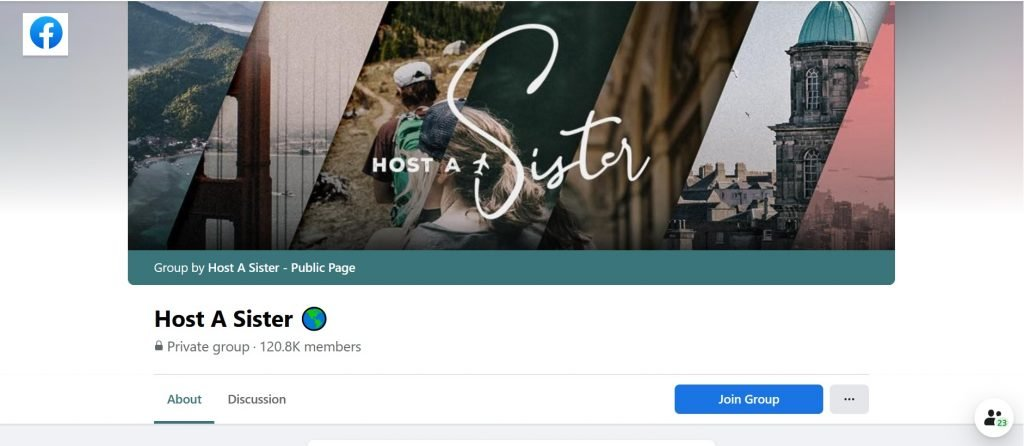 Host A Sister