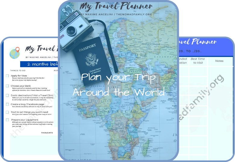 How to Travel Around the World on a Budget 8
