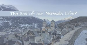 The End of our Nomadic Life