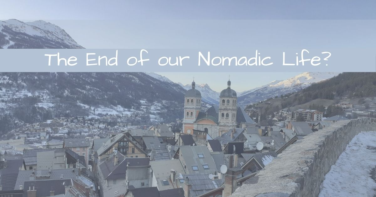 This is the End of our Nomadic Life