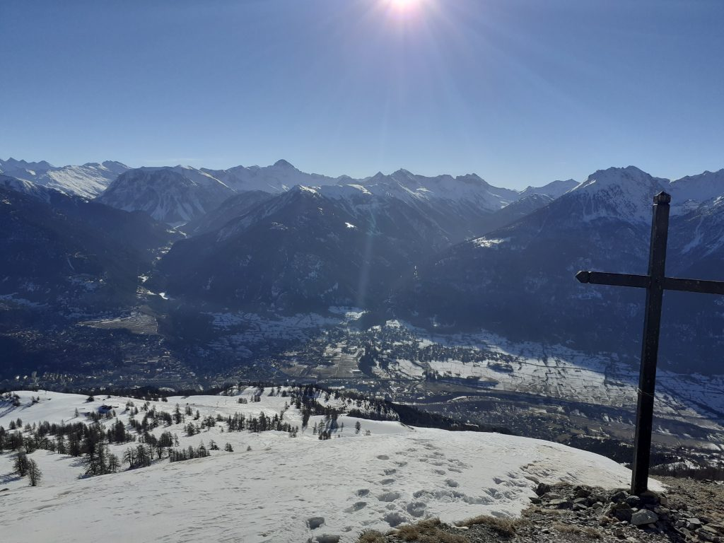 Hiking in Briançon? The Great View from Notre-Dame des Neiges