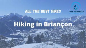 Hiking in Briancon
