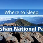 Where to Sleep in the Yushan National Park? 50 options to find your perfect accommodation!