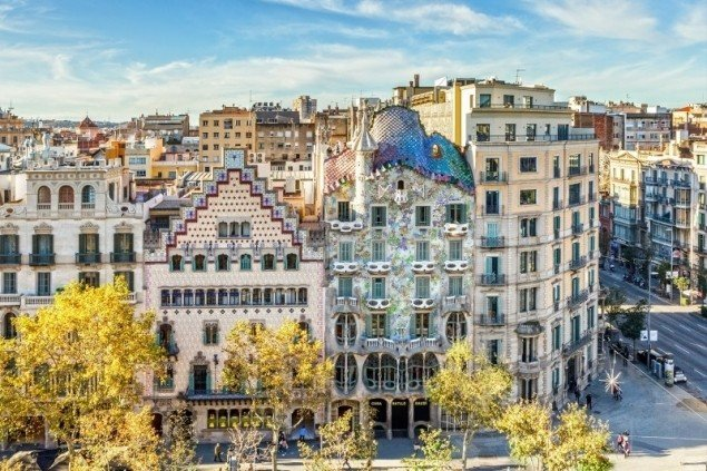10 Free Things to do in Barcelona 1