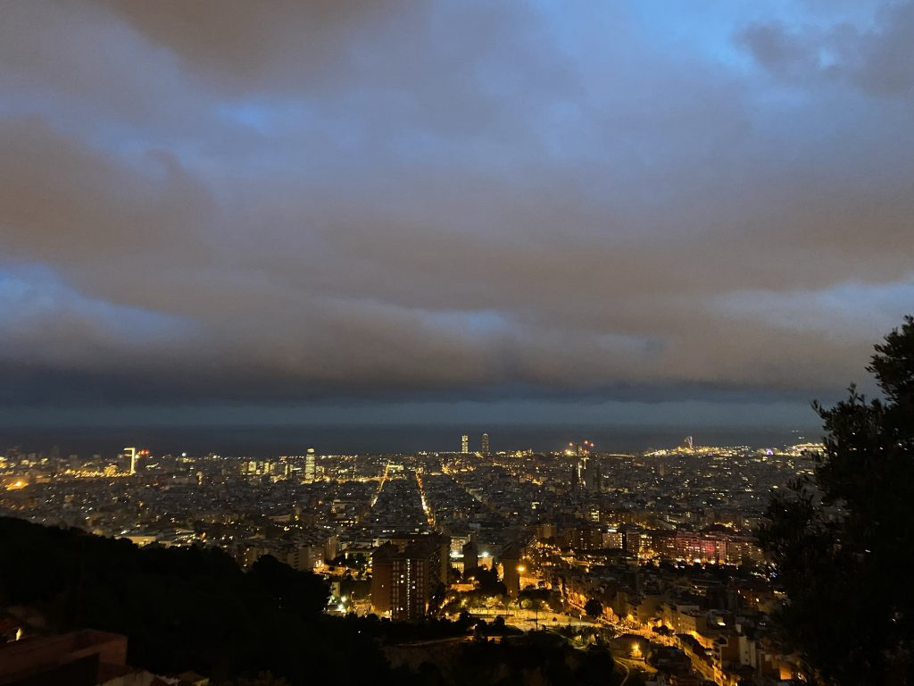Free Things to do in Barcelona: the Carmel's viewpoint
