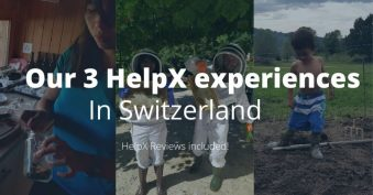 Helpx Experience